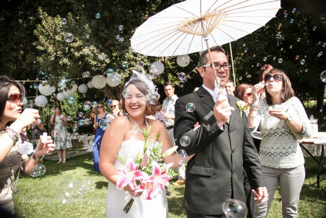 Pieter & Claire's Surprise Picnic Wedding