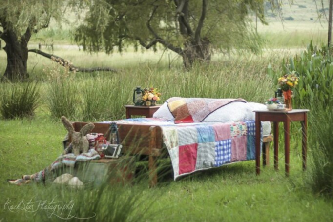 Glamping : Styled Shoot