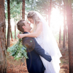 Pieter & Rhode's Forest Wedding