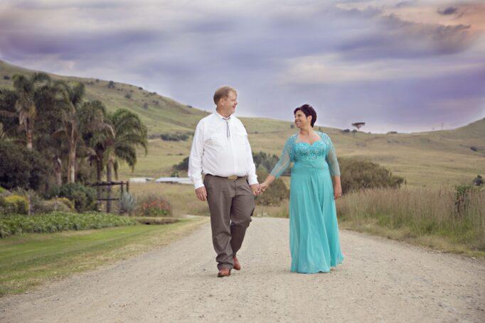 Gys & Charmane's Family Farm Wedding